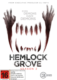 Hemlock Grove: Series 2 on DVD