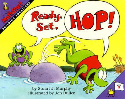 Ready, Set, Hop! by Stuart J Murphy image