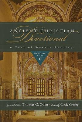 Ancient Christian Devotional: A Year of Weekly Readings: Lectionary Cycle C image