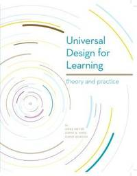 Universal Design for Learning by David Gordon