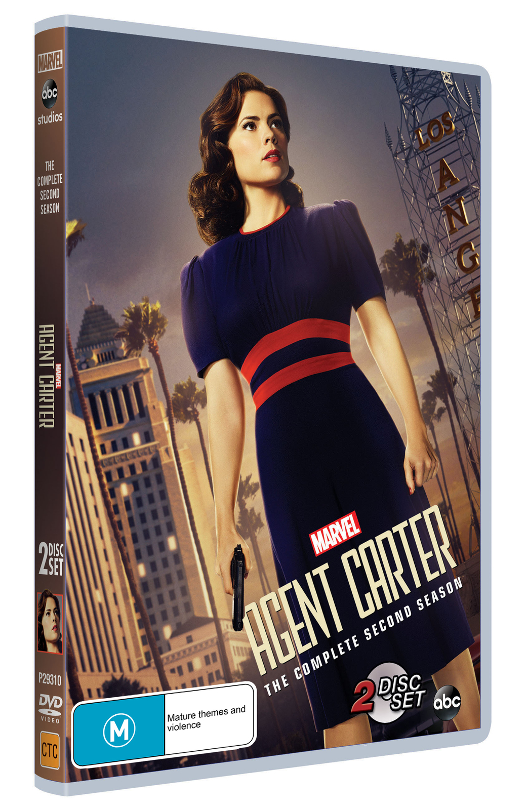 Agent Carter - The Complete Second Season on DVD image
