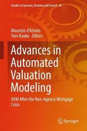 Advances in Automated Valuation Modeling image