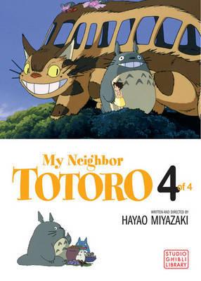 My Neighbor Totoro, Vol. 4 by Hayao Miyazaki