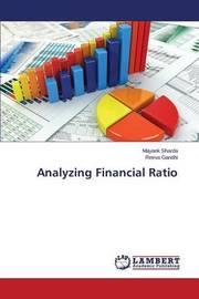Analyzing Financial Ratio by Sharda Mayank