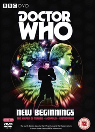 Doctor Who: New Beginnings on DVD