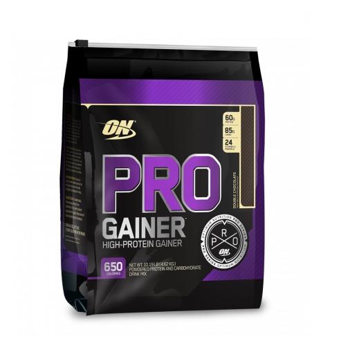 Optimum Nutrition Pro Complex 60 Gainer - Double Chocolate (4.62kg)