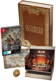 Octopath Traveler: Traveler's Compendium Edition for Nintendo Switch
