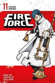 Fire Force 11 by Atsushi Ohkubo