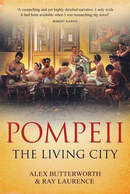 Pompeii by Alex Butterworth image