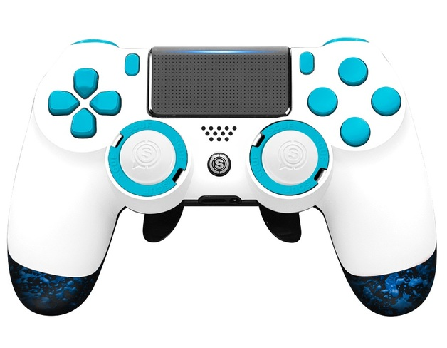 SCUF Infinity 4PS PRO Spectrum - White & Blue for PS4