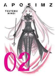 Aposimz, Volume 2 by Tsutomu Nihei