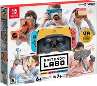Nintendo Labo: VR Kit Complete for Switch