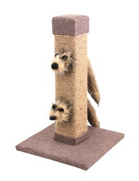 Pawise: Cat Scratching Post with Toy