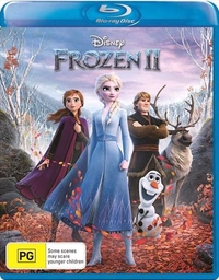 Frozen II on Blu-ray image