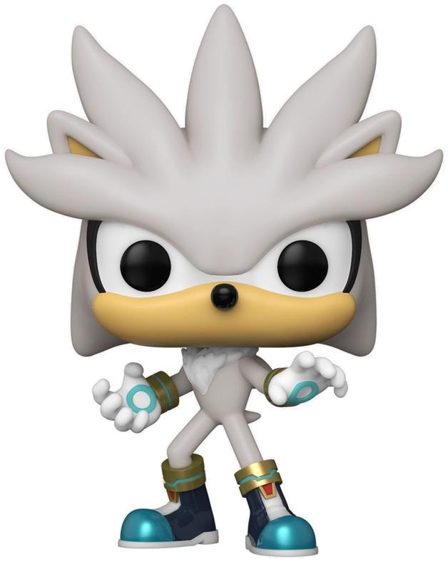 Sonic the Hedgehog: Silver Sonic - Pop! Vinyl Figure