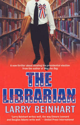 The Librarian by Larry Beinhart image