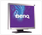 BenQ FP91G+ 19 Silver LCD Monitor 8ms