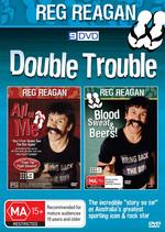 Reg Reagan - Double Trouble (2 Disc Set) on DVD