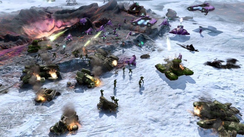 Halo Wars for Xbox 360 image