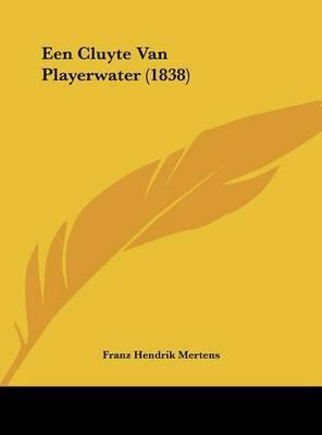 Een Cluyte Van Playerwater (1838) by Franz Hendrik Mertens image
