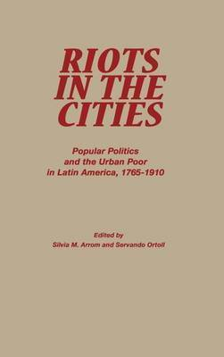 Riots in the Cities
