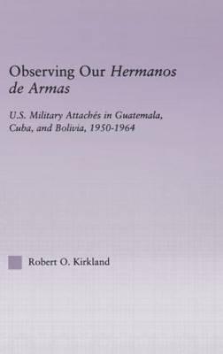 Observing our Hermanos de Armas by Robert O Kirkland image