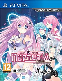 Hyperdimension Neptunia Re;Birth2: Sisters Generation for PlayStation Vita