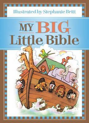 My Big Little Bible: Includes My Little Bible, My Little Bible Promises, and My Little Prayers image