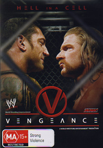WWE - Vengeance 2005: Hell In A Cell on DVD