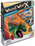 Wood WorX: T-Rex Dinosaur - Craft Kit
