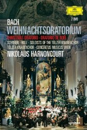 Bach: Weihnachtsoratorium on DVD