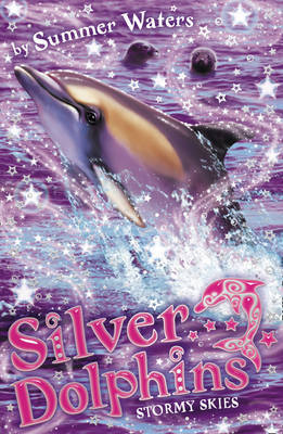 Silver Dolphins: Stormy Skies by Summer Waters