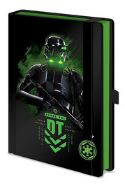 Star Wars: Rogue One: Death Trooper A5 Premium Notebook