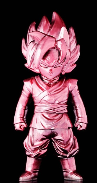 Dragon Ball Z: Super Saiyan Rose Goku Black - Chogokin no Katamari Figure image