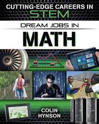 Dream Jobs in Math by Colin Hynson