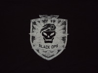 Call of Duty Black Ops T-Shirt - Large image