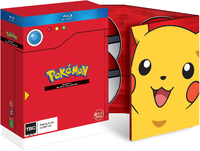 Pokemon: Season 1 - Bluray Collection on DVD