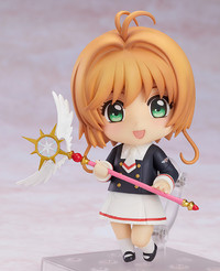 Cardcaptor Sakura: Nendoroid Sakura Kinomoto (Tomoeda Uniform Ver.) - Articulated Figure