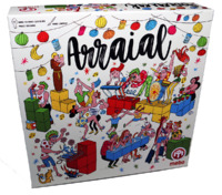 Arraial - Board Game image