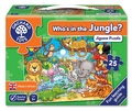 Orchard Toys: Who's In The Jungle? - Jigsaw Puzzle