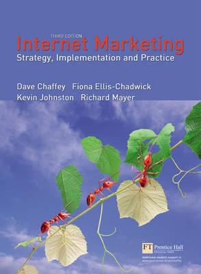 Internet Marketing by Dave Chaffey image