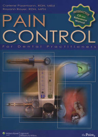 Pain Control for Dental Practitioners: An Interactive Approach by Carlene Paarmann image