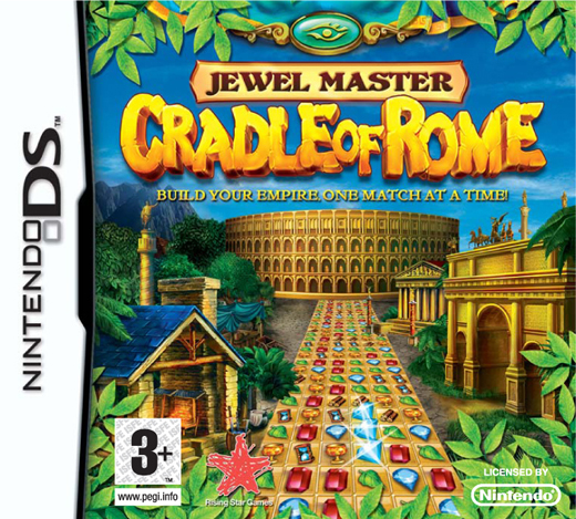 Cradle of Rome for Nintendo DS image