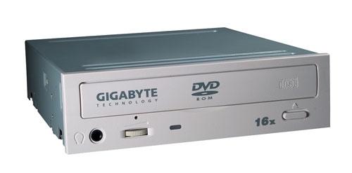 Gigabyte 16X DVD-ROM Beige GO-D1600C