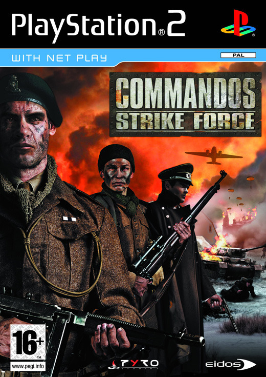 Commandos: Strike Force for PlayStation 2