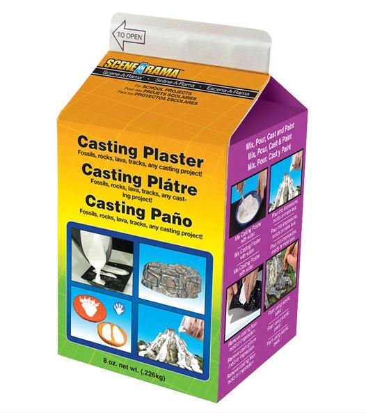 Woodland Scenics Casting Plaster