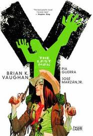 Y The Last Man Deluxe Edition Book Three by Brian K Vaughan image