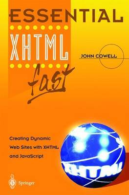 Essential XHTML fast by John R. Cowell image