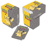 Ultra Pro Pokémon – Full View Deck Box – Pikachu
