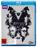 Orphan Black Season 4 on Blu-ray